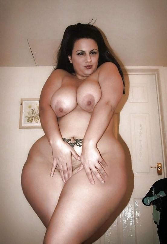 фото больших широких толстых бедер голых женщин