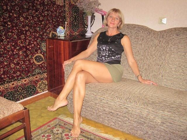 Любительские фото семей дома женщин за 40