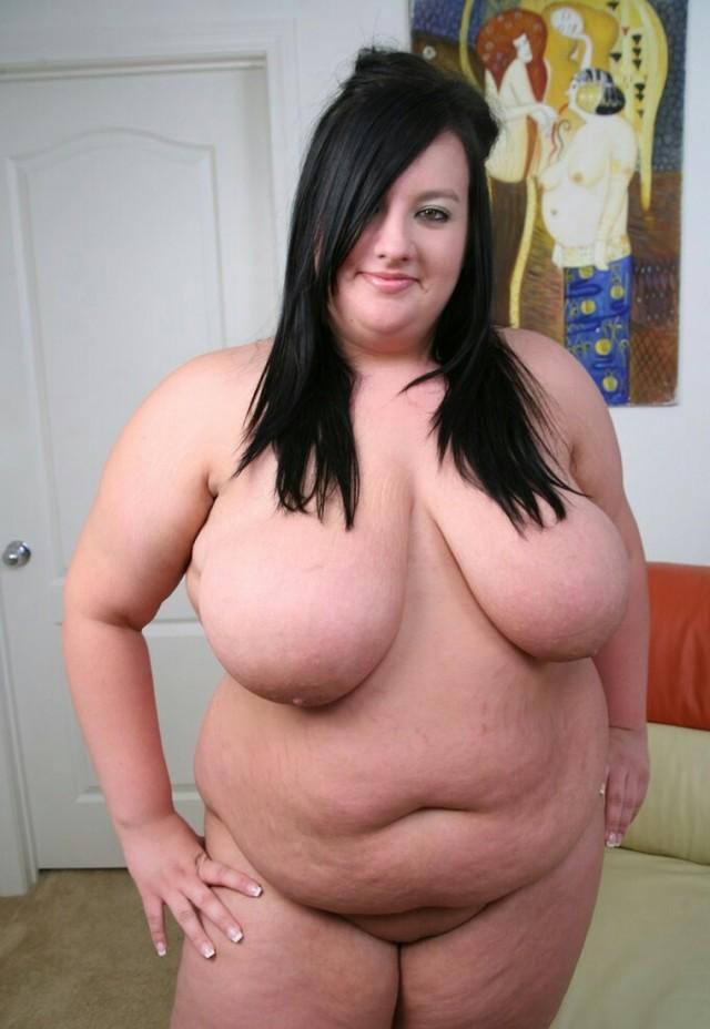 Фото в профиль голых толстых женщин — photo 9